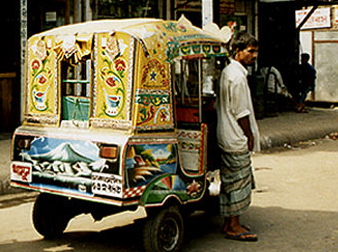 Conveyance Art, South Asia